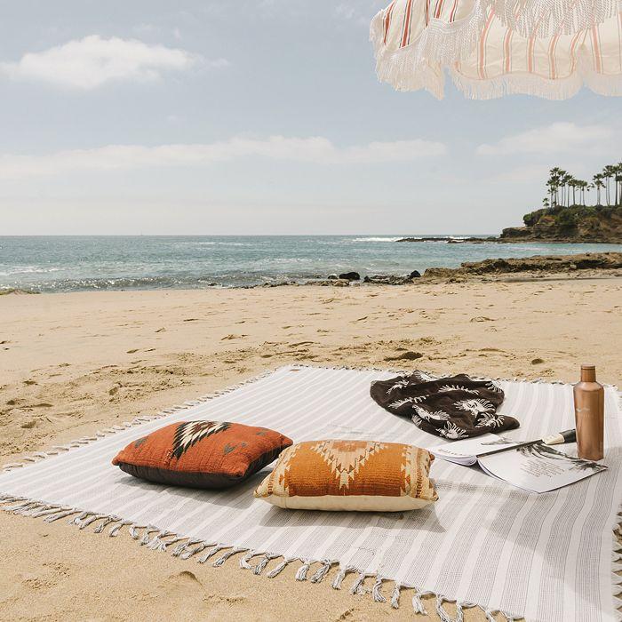 Slowtide - Dylan Cotton Beach Blanket