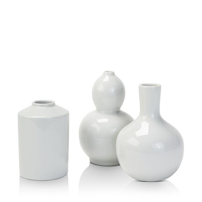 Regina Andrew Design - Blossom Ceramic Vases, Set of 3