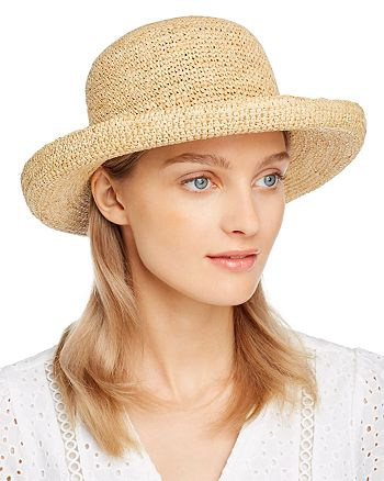 Lack of Color - Cruiser Raffia Boater Hat