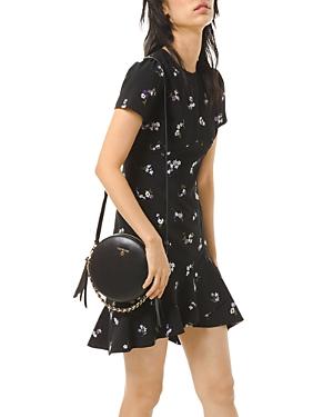Michael Michael Kors Floral Embroidered Dress-Women