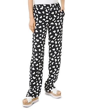 Michael Michael Kors Printed Pants-Women