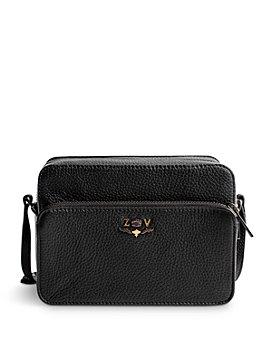 Zadig & Voltaire - Blason Leather Crossbody Camera Bag