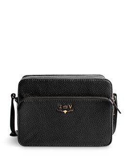 Zadig & Voltaire - Blason Leather Crossbody Camera Bag