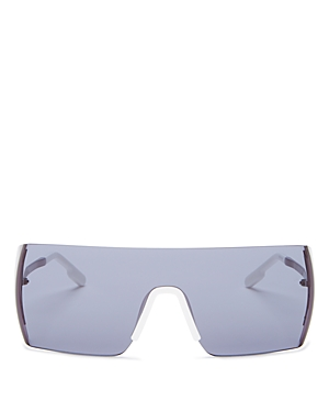 Kenzo Women\\\'s Wrap Shield Sunglasses, 140mm