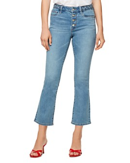 Sanctuary - Connector Kick-Flare Ankle Jeans in Rambler