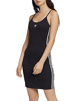 Adidas - Side-Stripes Tank Dress