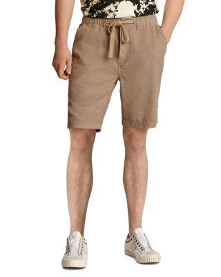 John Varvatos Star USA Mens Benson Short Casual Shorts