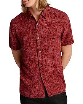 John Varvatos Star USA - Chinese New Year Trent Printed Easy Regular Fit Shirt