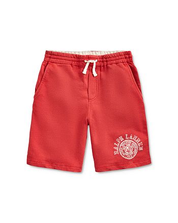 Ralph Lauren - Boys' French Terry Shorts, Little Kid - 100% Exclusive