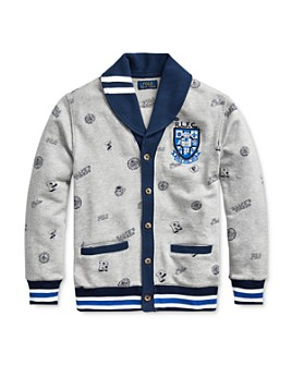 Ralph Lauren - Boys' Ralph's Tiger Cardigan - Big Kids