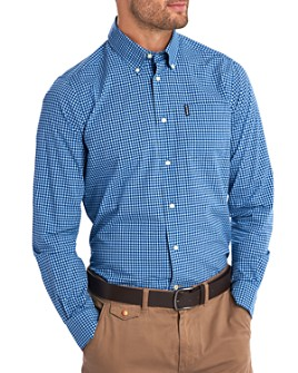 Barbour - Gingham Regular Fit Button-Down Shirt