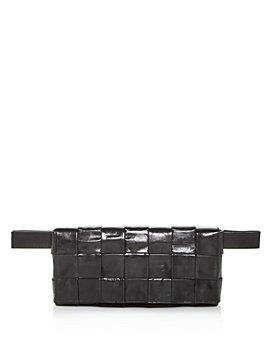 Bottega Veneta - Borsa Woven Leather Belt Bag