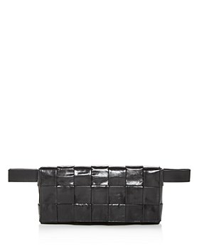Bottega Veneta - Borsa Woven Leather Belt Bag