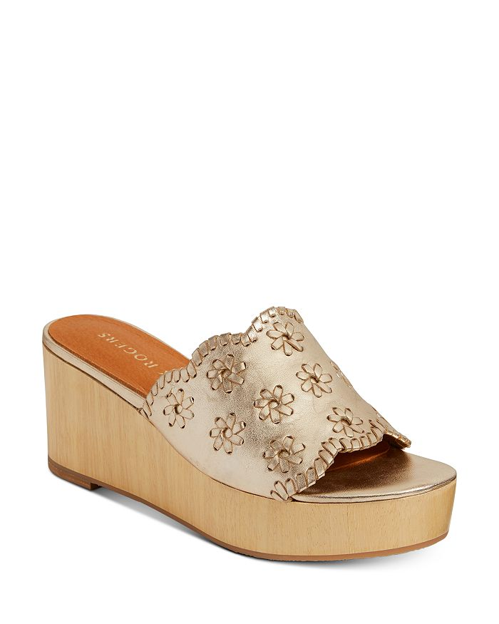 Jack Rogers - Women's Rory Slip On Wedge Sandals
