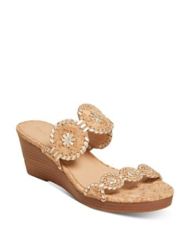 Jack Rogers - Women's Lauren Wedge Sandals