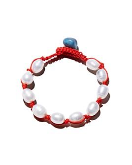 AQUA - Freshwater Pearl Bracelet - 100% Exclusive