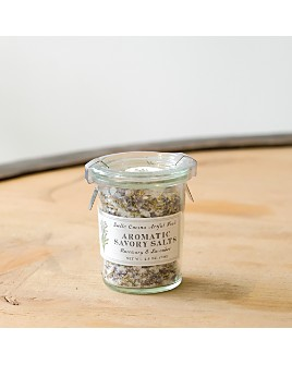 Bella Cucina - Aromatic Savory Salts with Rosemary & Lavender
