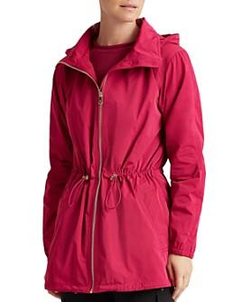 Ralph Lauren - Hooded Mid-Length Jacket