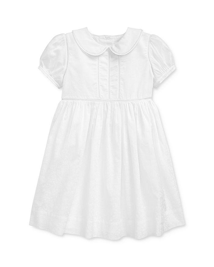 Ralph Lauren - Girls' Cotton Voile Dress - Little Kid