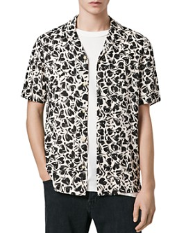 ALLSAINTS - Heartbreak Printed Shirt
