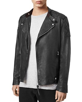 ALLSAINTS - Marley Leather Biker Jacket