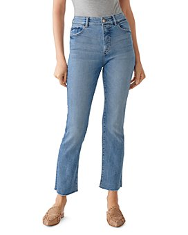 DL1961 - Mara Straight Ankle Jeans in Crosswall
