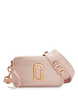 Marc Jacobs Softshot 21 Leather Crossbody