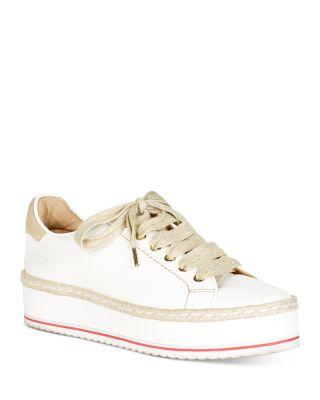 Dabnis Lace-Up Platform Sneakers