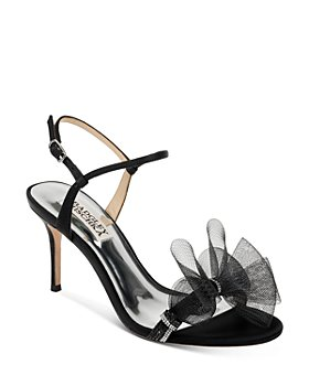 Badgley Mischka - Women's Janie Strappy High-Heel Sandals