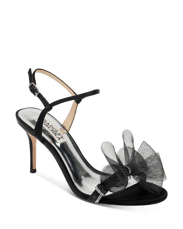 Badgley Mischka - Women's Janie Strappy High-Heel Sandals