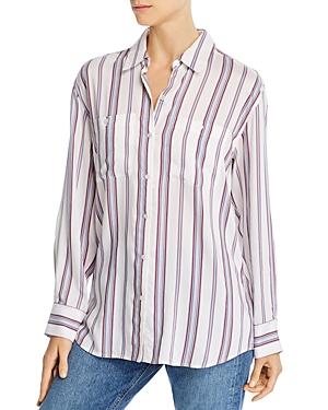 Joie Lidelle Striped Shirt-Women