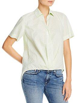 rag & bone - Kristine Short-Sleeve Top