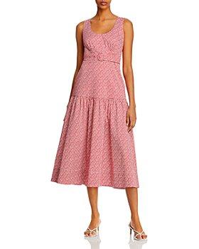 Parker - Ginette Printed Midi Dress