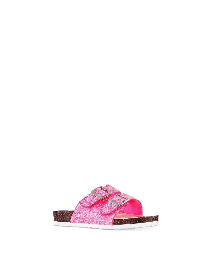 Nina - Girls' Laurette Sparkle Slide Sandals - Toddler, Little Kid, Big Kid