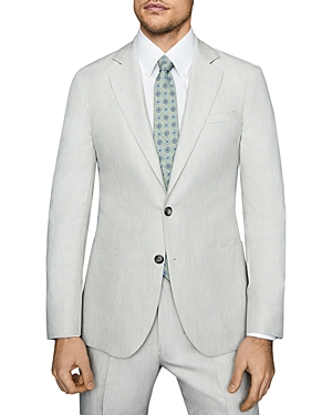 Reiss Well Melange Slim Fit Suit Jacket (Clearance)