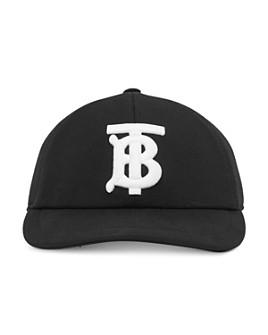 Burberry - Monogram Motif Cotton Jersey Baseball Cap