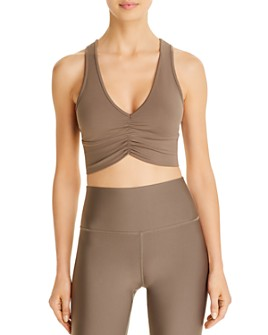 Alo Yoga - Wild Thing Low-Impact Sports Bra