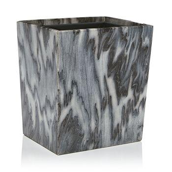 Bloomingdale's - Bloomingdale's Marble Wastebasket - 100% Exclusive