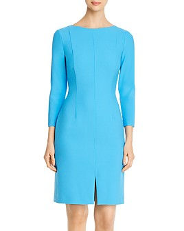 BOSS - Doteta Sheath Dress