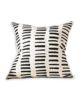 "Global Views - See You Hear Decorative Pillow, 18"" x 18"""