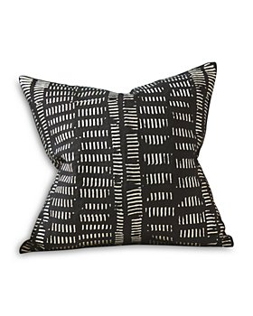 "Global Views - Frequency Decorative Pillow, 18"" x 18"""
