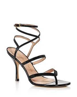 Stuart Weitzman - Women's Julina High-Heel Strappy Sandals