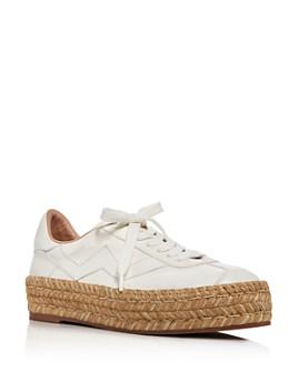 Stuart Weitzman - Women's Daryl Espadrille Sneakers