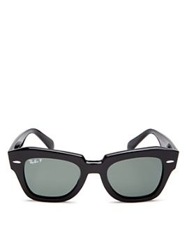 Ray-Ban - Women's Polarized Square Sunglasses, 58mm