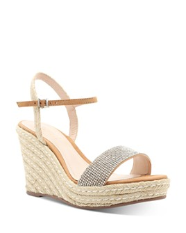 SCHUTZ - Women's Salita Strappy Espadrille Wedge Sandals