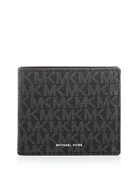 Michael Kors - Mason Signature Bi-Fold Wallet