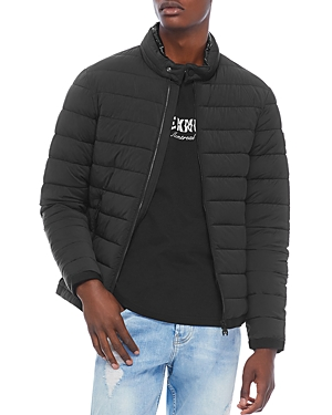 Moose Knuckles Round Up Quilted Puffer Jacket