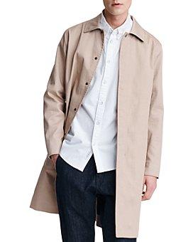 rag & bone - Samuel Regular Fit Rain Coat