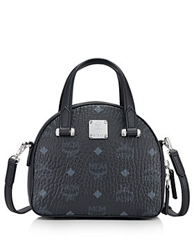 MCM - Essential Visetos Mini Dome Satchel