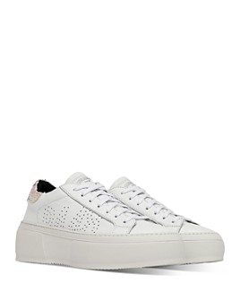 P448 - Women's Louise Lace Up Sneakers